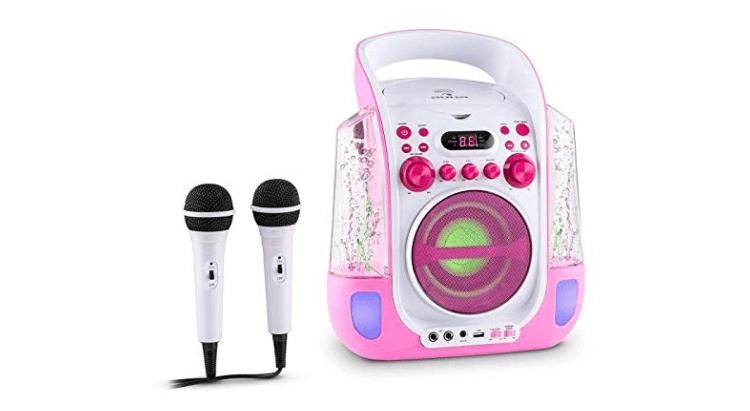 Migliori karaoke per bambini: Karaoke Kara Liquida di Auna