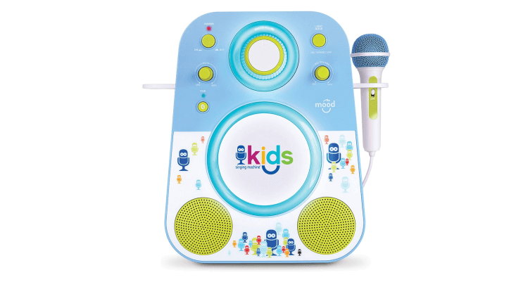 Migliori karaoke per bambini: Karaoke Singing Machine Kids SMK250 di Singing Machine