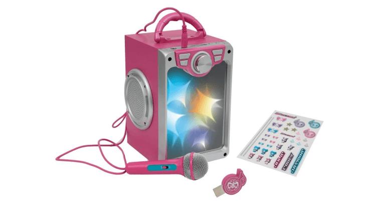 Migliori karaoke per bambini: Karaoke Canta Tu Miracle Tunes di Giochi Preziosi